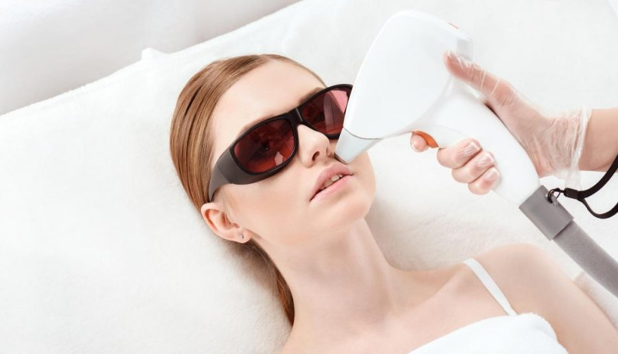 Laser Hair Removal Process